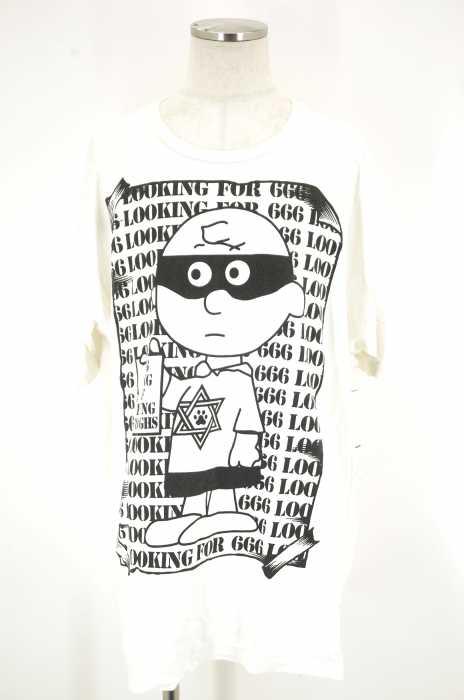 LIBERoZ (rリベルオズ) プリントTシャツ メンズ トップス