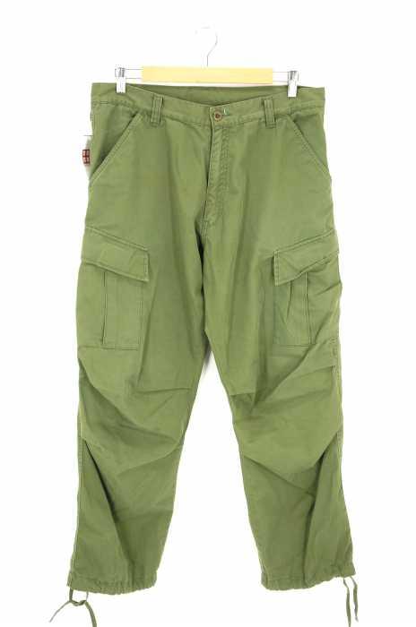 INTERBREED(インターブリード) 裾ドローコードカーゴパンツ メンズ パンツ