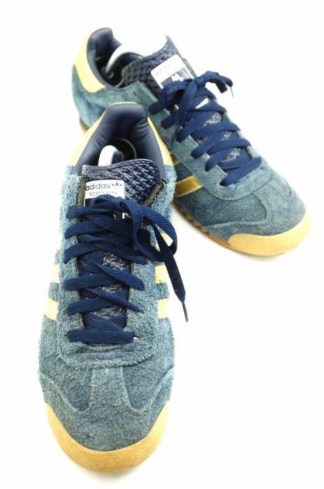 adidas Originals by 84-LAB.(アディダスオリジナルス バイ ハチヨンラボ) ROMCNASTY ローマクナスティ スウェードローカットスニーカー メンズ シューズ
