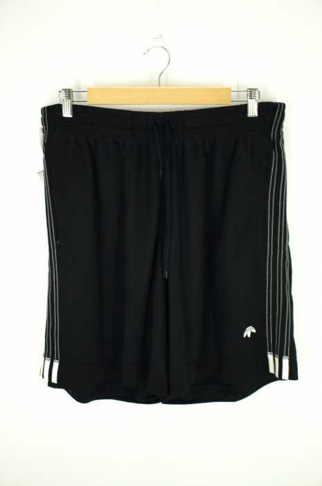ALEXANDER WANG×adidas(アレキサンダーワン アディダス) BR9233「FBALL SHORTS」フットボールショーツ ショートパンツ メンズ パンツ