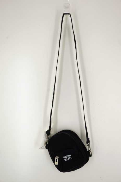 UNION OBJET(ユニオンオブジェ) MINI BAG POUCH ナイロンミニショルダーバッグ メンズ バッグ