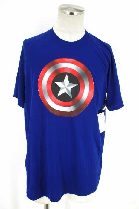 UNDERARMOUR × Marvel  (アンダーアーマー × マーベル) アメコミ公式パロディTシャツ メンズ トップス