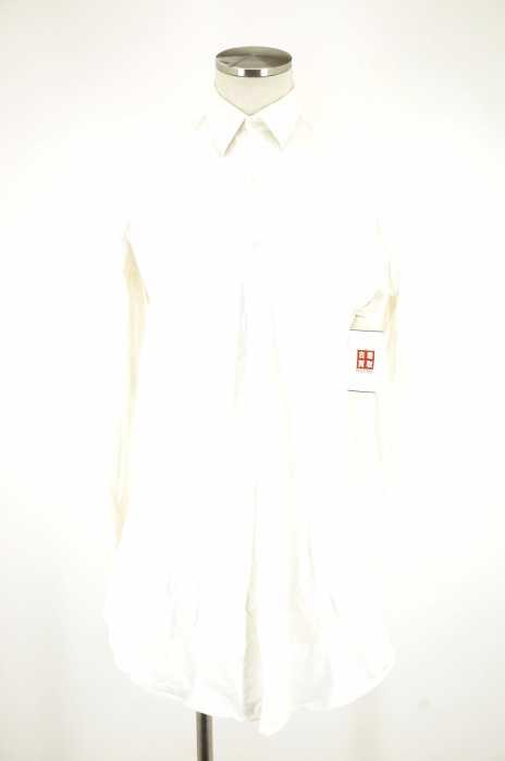 LAD MUSICIAN (ラッドミュージシャン) 2016 WAIST SHAPE LONG SHIRT ロングシャツ メンズ トップス