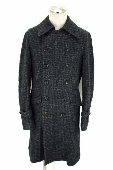 Quality Clothes URBAN RESEARCH (クオリティクローゼス アーバンリサーチ) ウールダブルロングコート メンズ アウター