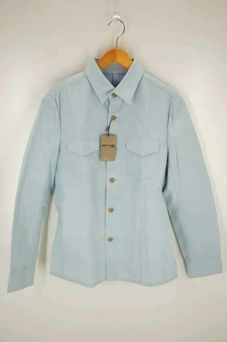 COMME CA DU MODE MEN(コムサデモードメン) フラップポケットシャツ メンズ トップス