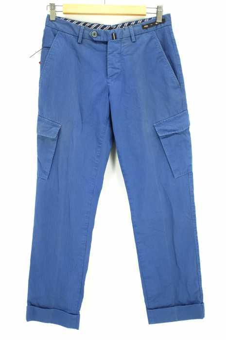 PT01 (ピーティーゼロウーノ) BEAMS F 別注 DOUBLE TWISTED メンズ パンツ