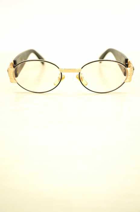 VERSACE(ヴェルサーチ) フレーム装飾サングラス メンズ ファッション雑貨