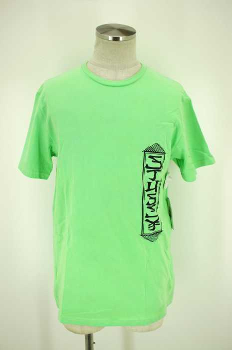 Stussy × SASQUATCHfabrix. (ステューシー × サスクワァッチファブリックス) プリントTシャツ メンズ トップス