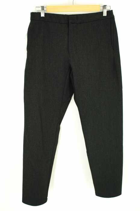 YAECA (ヤエカ) 14AW WIDE TAPERED PANTS ワイドパンツ メンズ パンツ