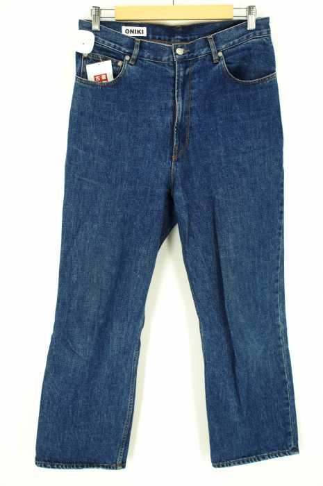 ONIKI (オニキ) ストレートデニムパンツ メンズ パンツ