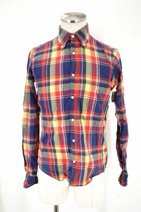GANT Rugger (ガントラガー) チェック柄ボタンダウンシャツ メンズ トップス