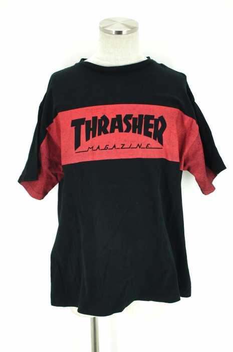 THRASHER×JACK FOLEY(スラッシャー×ジャックフォーリー) プリントTシャツ メンズ トップス
