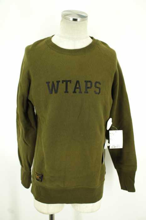 WTAPS (ダブルタップス) 16AW プリント裏起毛 メンズ トップス