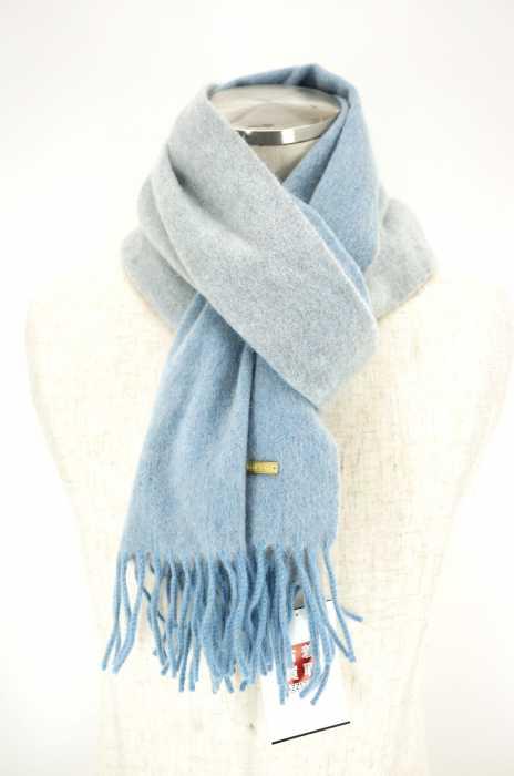 NINA RICCI (ニナリッチ) カシミヤマフラー ストール メンズ ファッション雑貨