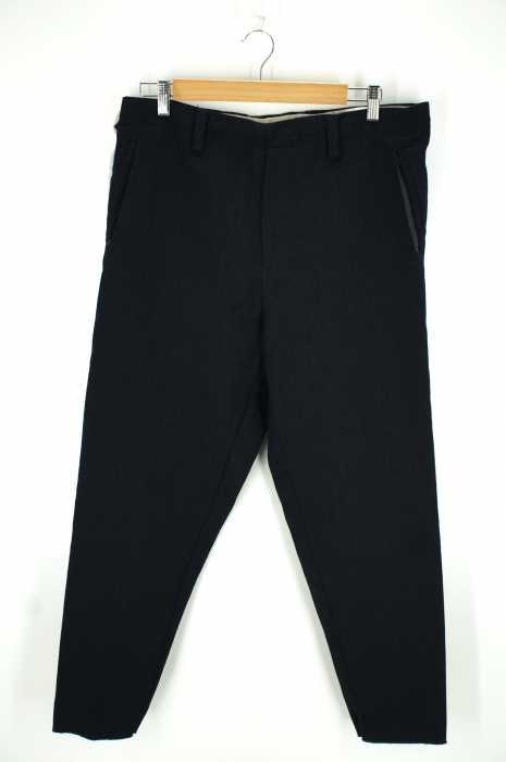 SUNSEA (サンシー) 15AW ウールテーパードパンツ メンズ パンツ