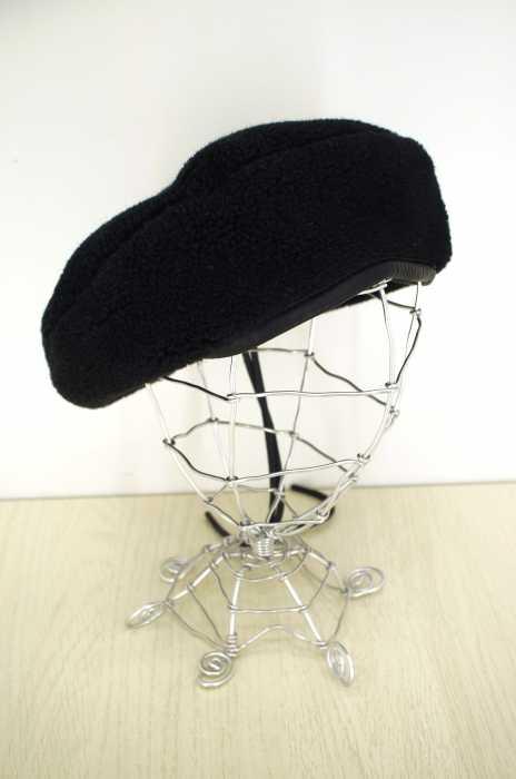 Pameo Pose (パメオ ポーズ) SHEEP BOA BERET ベレー帽 レディース 帽子