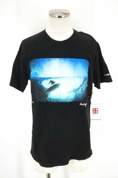 STUSSY × KICKS/HI(ステューシー×キックスハイ) フォトプリントTシャツ メンズ トップス