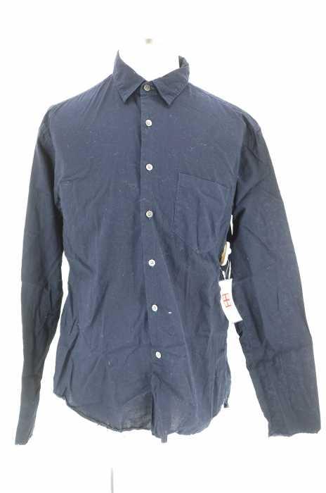 UNUSED (アンユーズド) US1052 コットンガーゼシャツ メンズ トップス