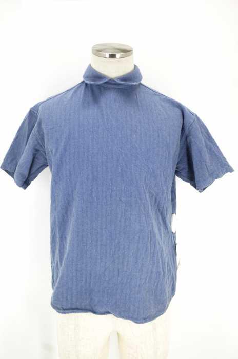 Mr. Gentleman (ミスタージェントルマン) 襟付きTシャツ メンズ トップス