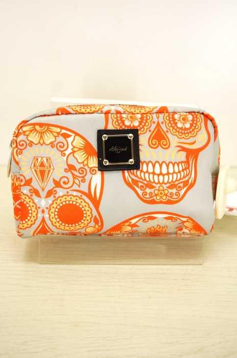 amijed(アミジェダ) メキシカンスカルポーチ レディース ファッション雑貨
