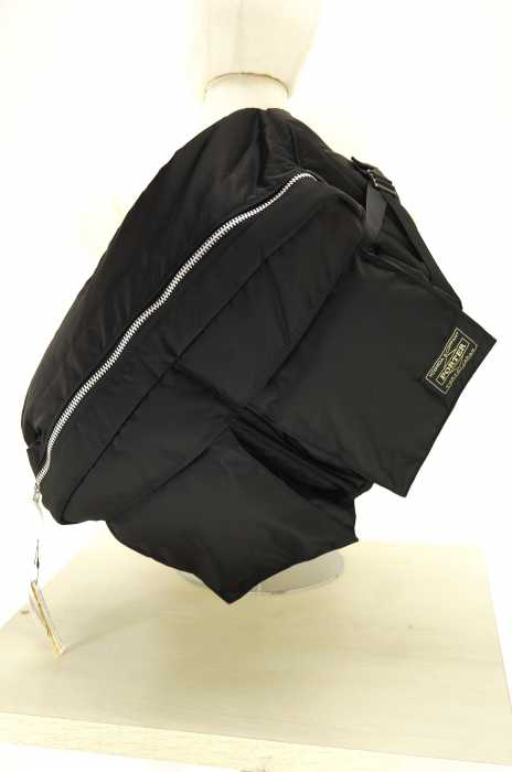 PORTER×ANREALAGE(ポーター) TANKER OVERSIZE WAISTBAG メンズ バッグ