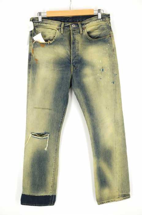 Levi's Vintage Clothing (リーバイス) LVC 501XX 大戦モデル 44年 メンズ パンツ