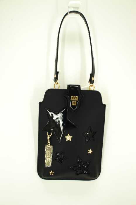 ANNA SUI (アナスイ) 「ミス・チーフ」 スター スマホショルダー レディース ファッション雑貨