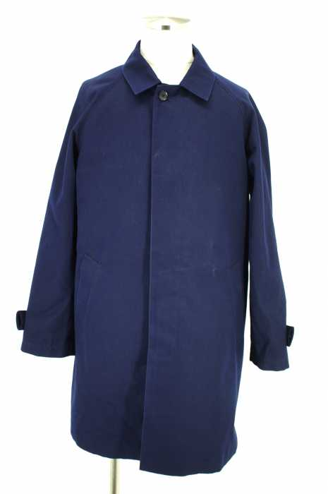 UNIVERSAL PRODUCTS (ユニバーサルプロダクツ) UNBRELLA SOUTIEN COLLAR COAT コート メンズ アウター