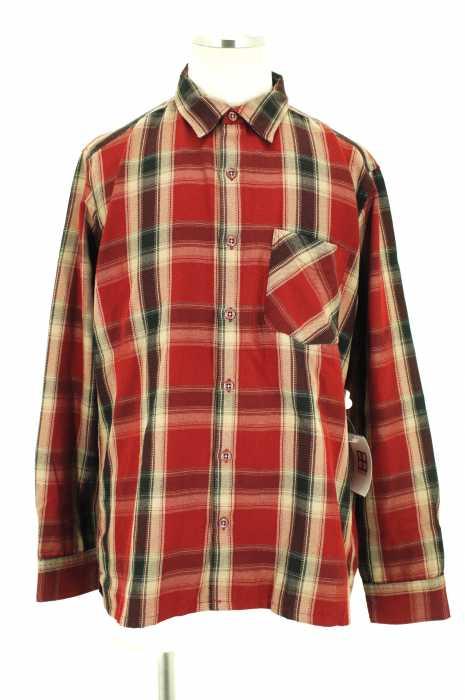 AMERICAN APPAREL (アメリカンアパレル) チェックシャツ メンズ トップス