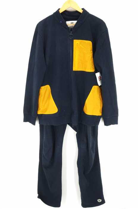 adidas Originals by 84-LAB(アディダス オリジナルス バイ ハチヨンラボ) TECH Sweat Jacket Pants メンズ セットアップ