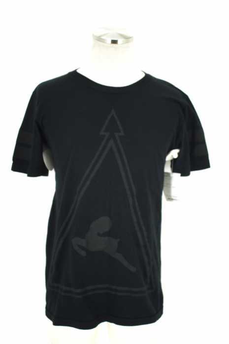 CHROME HEARTS (クロムハーツ) Clitzen Triangle Arrow Foti Tシャツ メンズ トップス