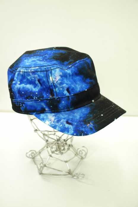 NEW ERA (ニューエラ) GORE-TEX 宇宙柄ワークキャップ メンズ 帽子