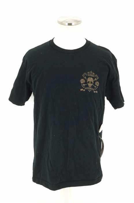 CREAM SODA (クリームソーダ) スカル&ダイスプリントTシャツ メンズ トップス