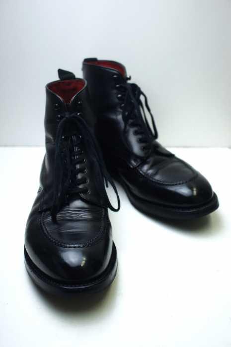 REGAL Shoe&Co.(リーガル シュー&カンパニー) 「NEW WORK BOOTS 932S」レザーワークブーツ メンズ シューズ