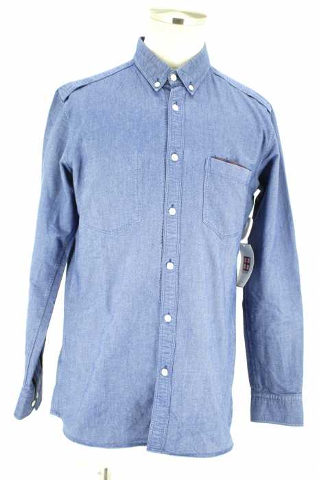 VALLIS by FACTOTUM(ヴァリス バイ ファクトタム) 15AW 胸ポケットシャツ メンズ トップス