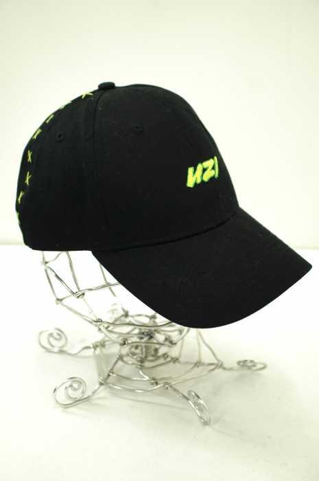 C2H4 (シーツーエイチフォー) ワンポイント刺繍 キャップ メンズ 帽子