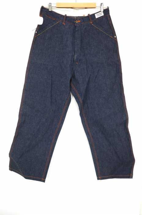 FRANKLIN TAILORED(フランクリンテーラード) FA-P002 ワイドデニムパンツ メンズ パンツ