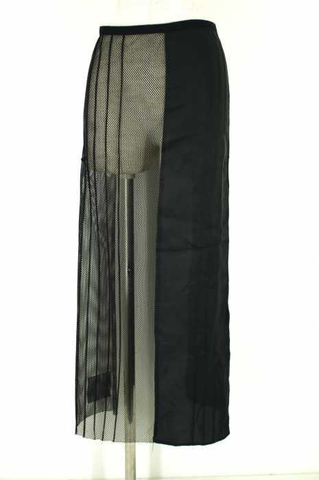 UNDERCOVER (アンダーカバー) 00AW「MELTING POT期」メッシュ巻きスカート レディース スカート