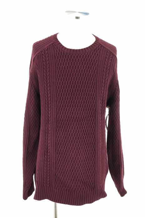 SATURDAYS SURF NYC  (サタデーズサーフニューヨーク) 16AW Miguel Cable Knit メンズ トップス