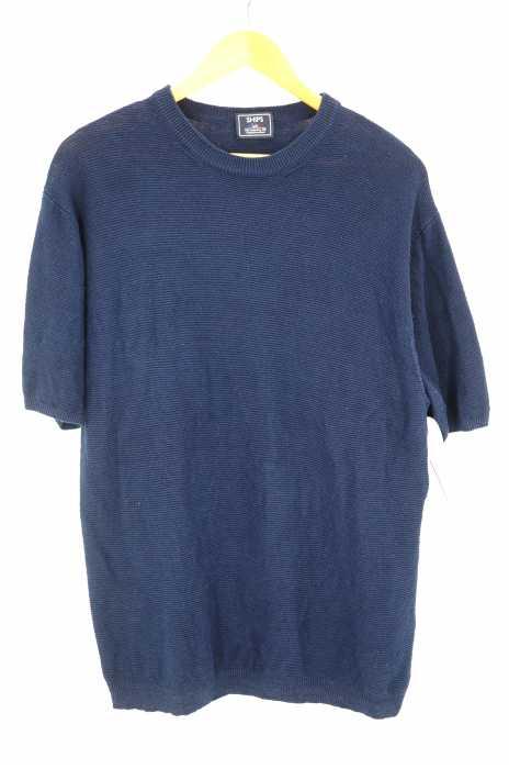 SHIPS (シップス) 19SS SC: SAFILIN リネン ニット Tシャツ メンズ トップス