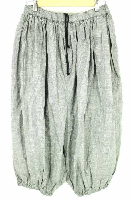 BLACK COMME des GARCONS (ブラックコムデギャルソン) AD2015 サルエルイージーパンツ メンズ パンツ