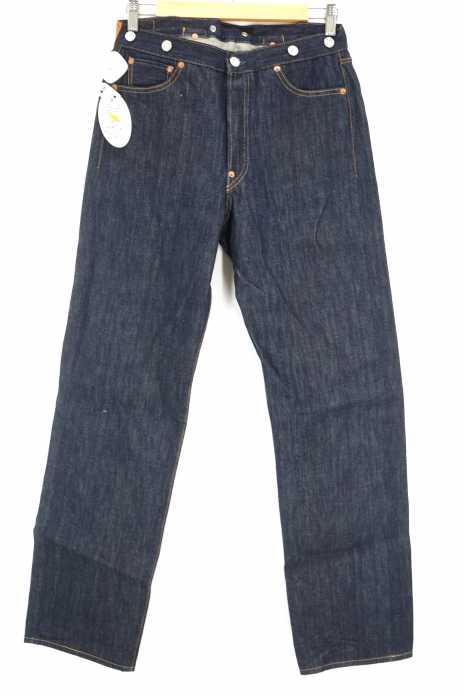 Levi's VintageClothing(リーバイスヴィンテージクロージング) 501XX 1915MODEL RIGID 1915年モデル復刻リジットデニムパンツ メンズ パンツ