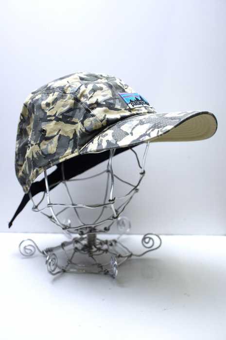 patagonia (パタゴニア) 迷彩柄ジェットキャップ メンズ 帽子