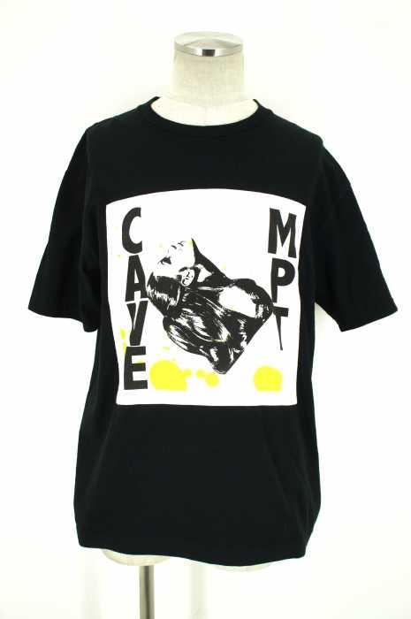 C.E (シーイー) CAVE MPT プリントTシャツ  メンズ トップス