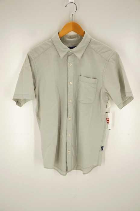 patagonia (パタゴニア) 混紡ワークシャツ メンズ トップス