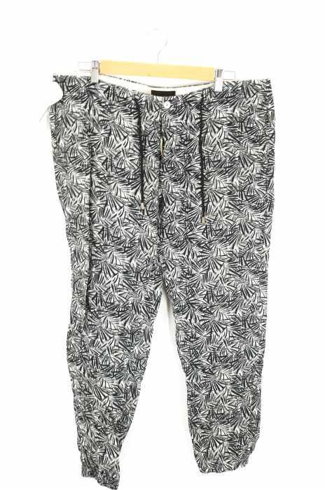 ZARA MAN (ザラマン) ボタニカルスウェットパンツ メンズ パンツ
