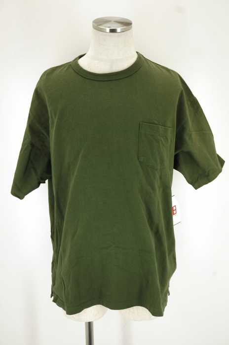 BEAMS HEART (ビームスハート) ビッグシルエットポケットTシャツ メンズ トップス
