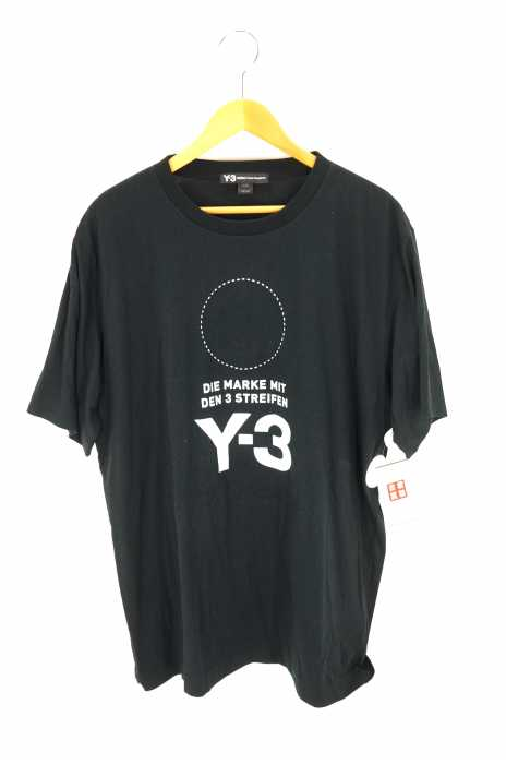 Y-3 (ワイスリー) STACKED LOGO SSTEE メンズ トップス