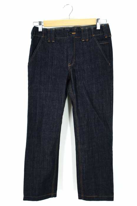 BLUESDRESS (ブルースドレス) ストレートデニムパンツ メンズ パンツ