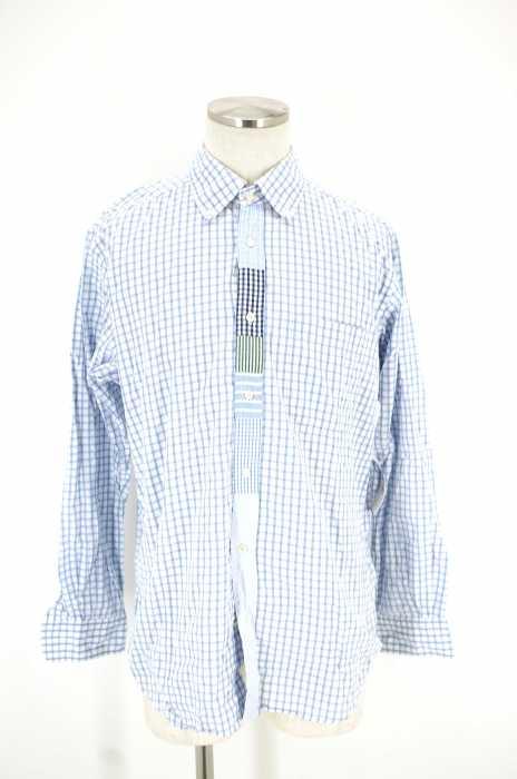 MORIKAGE SHIRT KYOTO (モリカゲシャツキョウト) チェック柄ボタンシャツ メンズ トップス